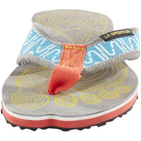 La Sportiva Swing sandaalit Naiset, malibu blue